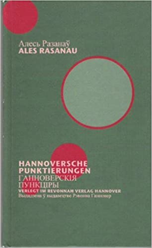 Hannoversche Punktierungen Livre En Allemand