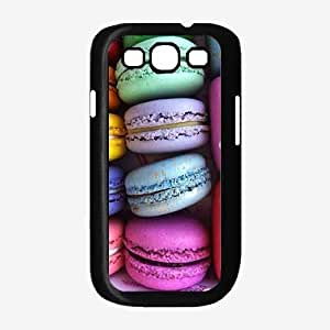 Colorful Macaroons TPU RUBBER SILICONE Phone Case Back Cover Samsung Galaxy S3 I9300