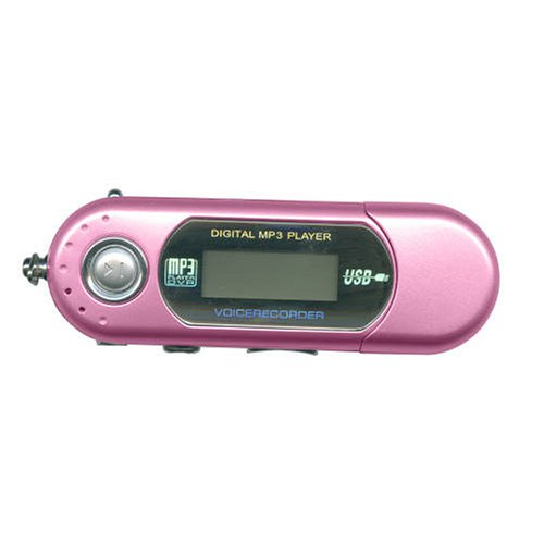 Mac Vision MA833A-P 128 MB MP3 Player Pink