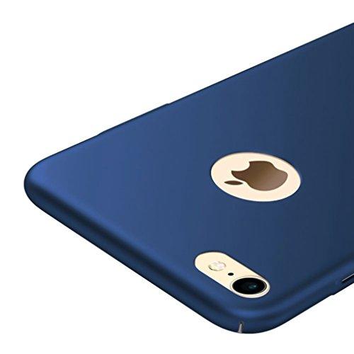 Funda iPhone 6 Plus,Funda iPhone 6S Plus,Manyip Alta Calidad Ultra Slim Anti-Rasguño y Resistente Huellas Dactilares Totalmente Protectora Caso de Plástico Duro Cover Case [Skin Series](YQ1-2) B