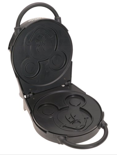 VillaWare V5555-01 6-Inch Mickey Wafflemaker
