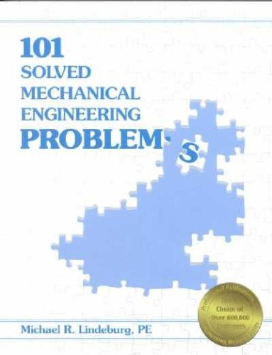 101 Solved Mechanical Engineering Problems, Office Central