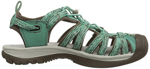 Malachite Silver Women's Keen Whisper Sandals Birch ZRwtgt7Yq