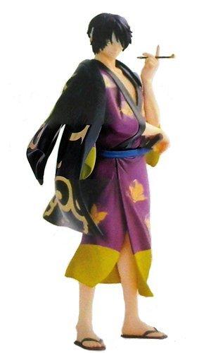 Banpresto Lottery Ichiban-Kuji Gintama Kabuki-chou no Yukai na Nakama to Akutou-domo B Award Takasugi Shinsuke Figure 410007