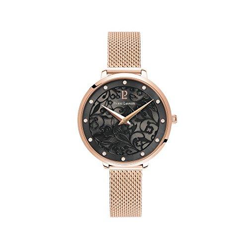 Women's Watch Pierre Lannier - 039L938 - EOLIA - Rose-Gold Plated Strap