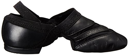 Capezio Kvinners Freeform Slip-on Jazz Sko Svart