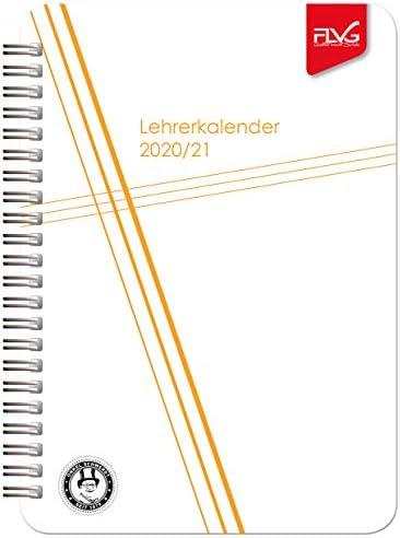 A5 Lehrerkalender FLVG Verlag 2020/2021 Lehrer Kalender A5 Sonderedition weiß