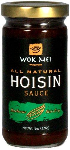 Wok Mei Gluten Free Hoisin Sauce, 8 Oz.