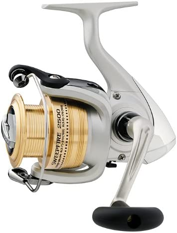Daiwa Sweepfire-2B 170 Yards 8 Line Spinning Reel Medium