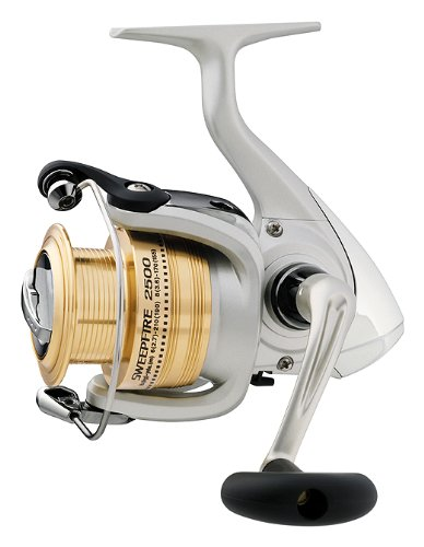 Daiwa Sweepfire-2B 170 Yards 8 Line Spinning Reel (Medium)