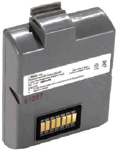 Zebra Battery Pack AT16293-1 (Ql420 Zebra Printer Accessories Mobile)