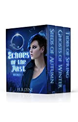 Echoes of the Past Books 1-3: Dark Urban Shapeshifter Fantasy Box Set