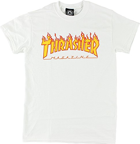 Buy thrasher skate board magazine shirt