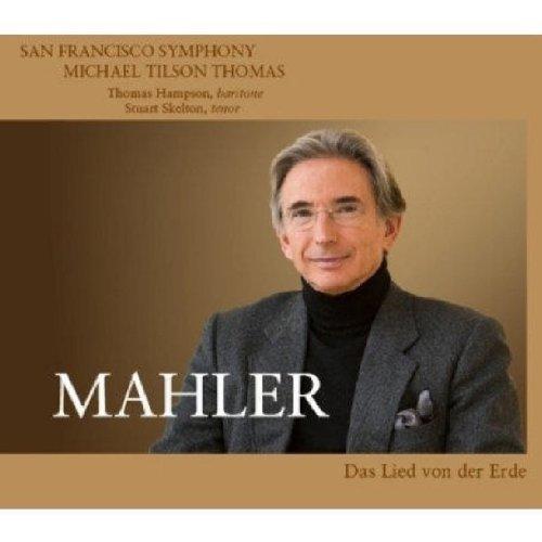 SACD : Michael Tilson Thomas - Das Lied Von Der Erde (Hybrid SACD)
