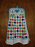 Spring Pet theme Hanging Kitchen Towel