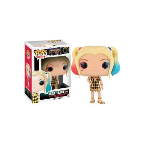 Funko POP! Suicide Squad Harley Quinn Gown Exclusive Heroes #108