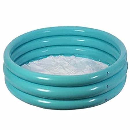 Hinchable 3 anillo Pequeña piscina para niños vinilo ...