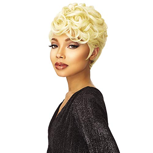 Sensationnel Synthetic Empress Hand-Tied Deep Lace Parting Wig