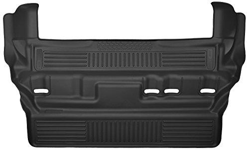 Husky Liners 3rd Seat Floor Liner Fits 15-18 Tahoe/Yukon Fits 2nd Row (Chevrolet Tahoe Carpet Kit)