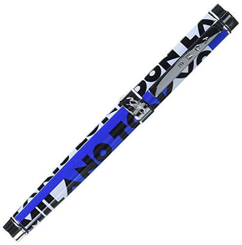 ACME Studios Inc Metro Roller Ball Pen by Rod Dyer ()