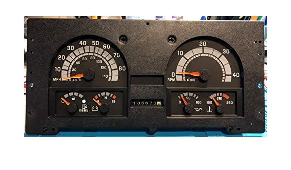 APDTY 143719 Dashboard Instrument Cluster Bezel