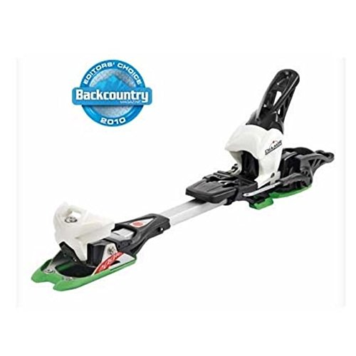 Black Diamond Fritschi Diamir Eagle 12 Bindings with MD Brake Lemongrass ()
