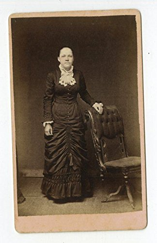 19th Century Fashion - 19th Century Carte-de-visite Photograph - Pine Grove, ()