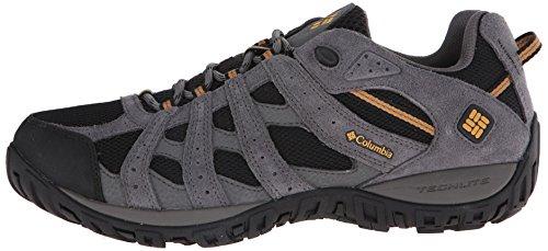 Columbia Uomo REDMOND WATERPROOF Wide Wide Wide Hiking scarpe - Choose SZ colore fb7bda
