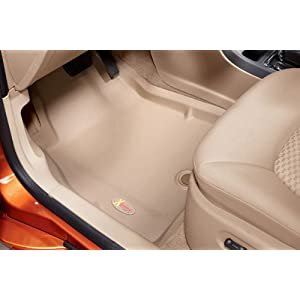 Lund 405412 Catch-All Xtreme Tan Front Floor Mat - Set of 2