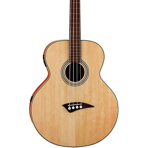 dean eab fl acoustic electric bass fretless guitar with satin finish right handed bassist hq. Black Bedroom Furniture Sets. Home Design Ideas