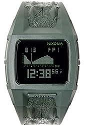Nixon Lodown II Watch - Men's Surplus Not Croc, One Size