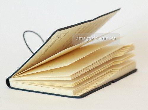 Ciak Black Pocket Log book 3.5'' x 5.5''