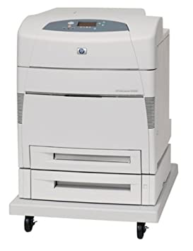 HP LaserJet Color LaserJet 5550dtn Printer - Impresora láser ...