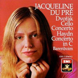 Dvorak: Cello Concerto; Haydn: Cello Concerto in C; Jacqueline du ()