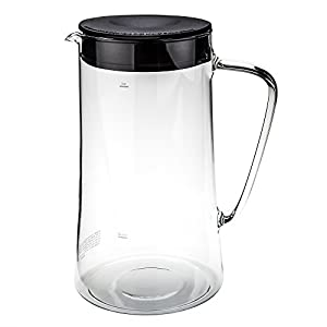 Mr. Coffee 2-in-1 Iced Tea Brewing System with Glass Pitcher