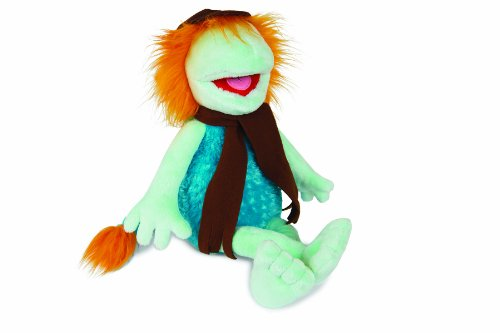 Manhattan Toy Fraggle Rock Boober Soft Toy (Manhattan Scarf Company compare prices)