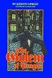 The Golem of Prague, Winkler, Gershon, 0910818258