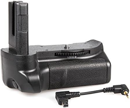 Phottix Battery Grip for Camera D5100 Battery Grip for Camera Black