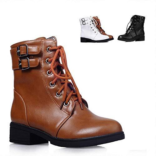 Le Più Xdx 's Semplici Tacco Velluto Dimensioni 43 S Corte Scarpe Delle Donne Donne' Autunno E Stivali Giallo 35 Pizzo Grandi L'inverno donne Di Da Basso zzXqAx