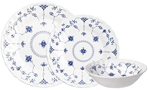 - Churchill/Queen's Finlandia 12 Piece Dinner Set