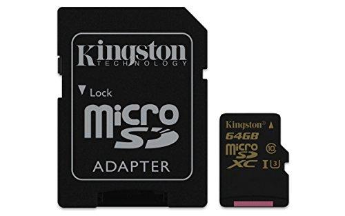 micro sd card 64gb kingston - 8