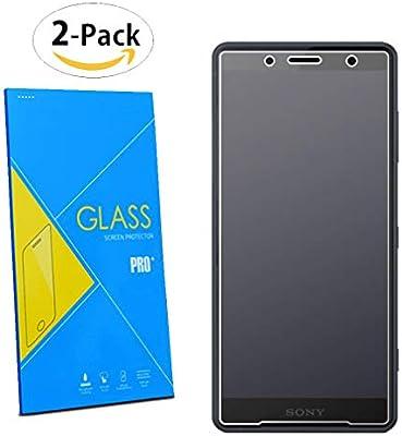 GAPlus Protector de Pantalla para Sony Xperia XZ2 de 5,8 Pulgadas ...