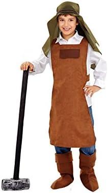 Disfraz de Herrero para niños en varias tallas: Amazon.es ...