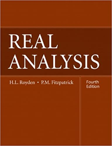 real analysisii by royden