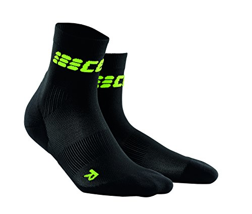 CEP Men's Dynamic+ Short Socks with Compression