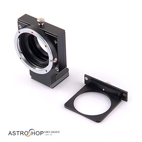 Astronomical camera filter drawer for Canon to QHY163M/C, ZWO071 Telescope photography accessories