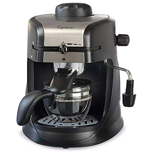 Capresso 30398FR / 303.98/303.98 4 Cup Espresso & Cappuccino Machine (Renewed)