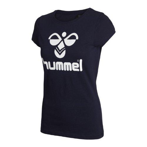 Hummel Classic Bee T-Shirt - Damen, Color:peacoat;Size:S