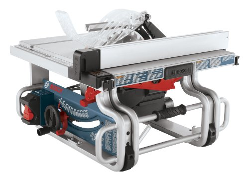 Ordinaire Bosch 10 Inch Portable Jobsite Table Saw GTS1031 With One Handed Carry  Handle   Power Table Saws   Amazon.com