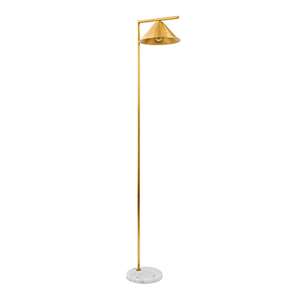 WYQSZ Floor Lamp-Living Room LED Arc Floor Lamp for Behind Couch Pole Hanging Light to Stand Up Over Sofa Oil Brushed Bronze -6146 Table lamp